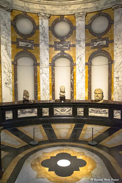 Casa de Rubens (salón esculturas) - Amberes por El Guisante Verde Project