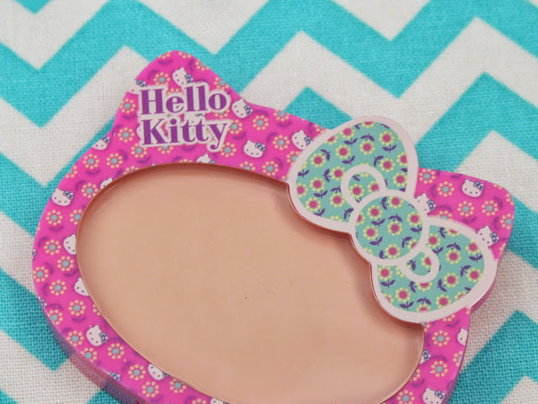 Hello Kitty Concealer - Jasmine Me Round Swatches & Review