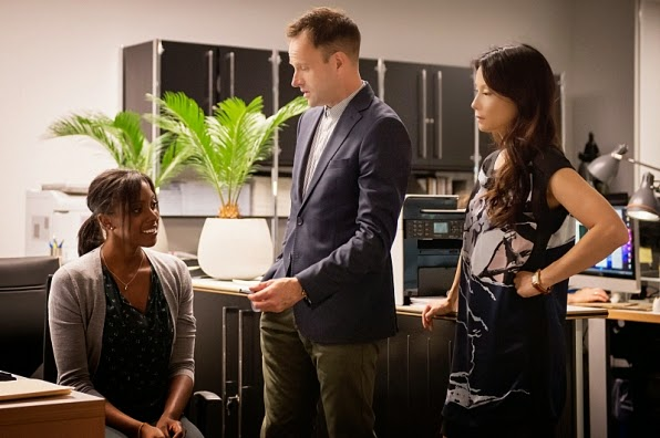 Condola Rashad Elementary Season 3 Episode 4 Bella