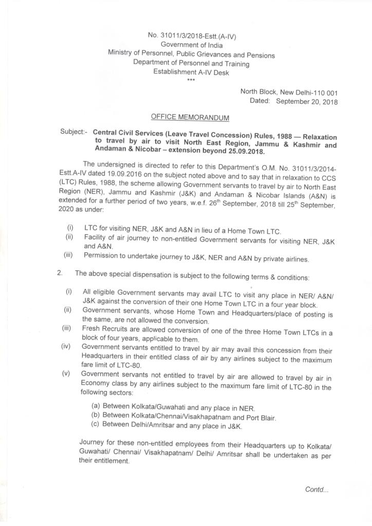 CCS Rules – Library @ Kendriya Vidyalaya Khammam
