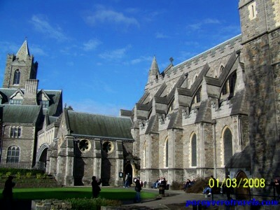 Catedral de la Santísima Trinidad de Dublín o Christ Church