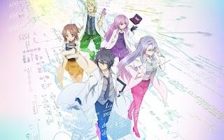 Rikei ga Koi ni Ochita no de Shoumei Shite Mita Tampilkan PV Perdana Animenya