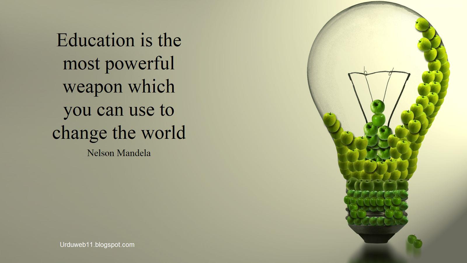 Motivational Quotes By Nelson Mandela Urdu Web11