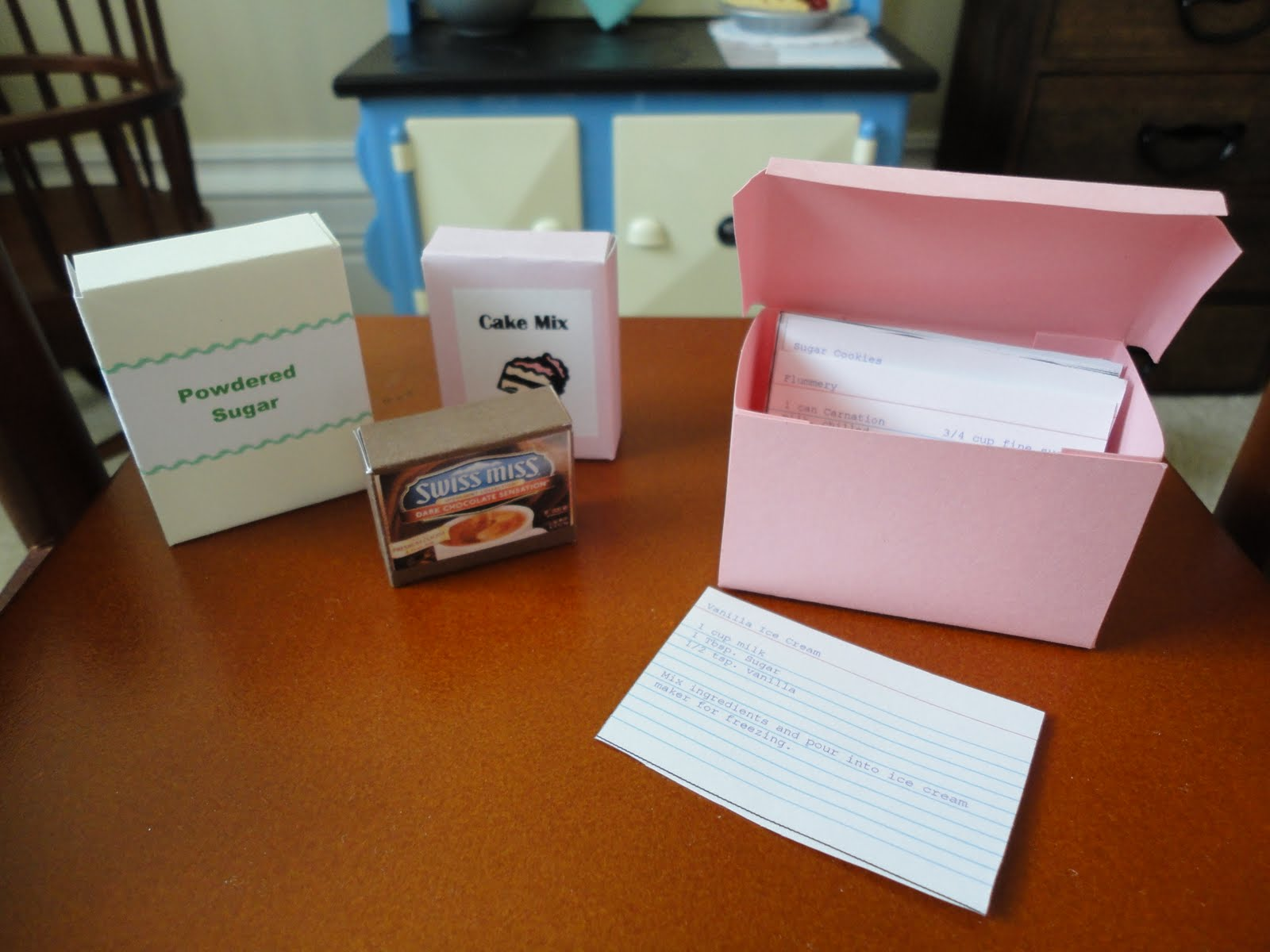American Girl Doll Chronicles: Kitchen Craft