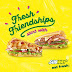 Subway Singapore: Buy 1 Get 1 Free Sub (27 Aug 2015)