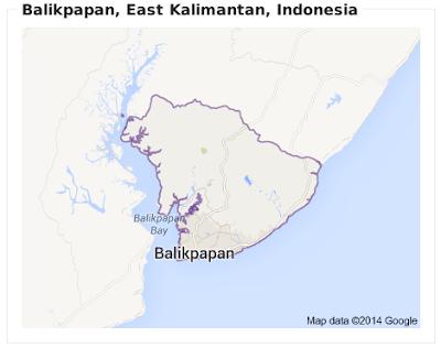 Balikpapan - Kalimantan Timur - Indonesia