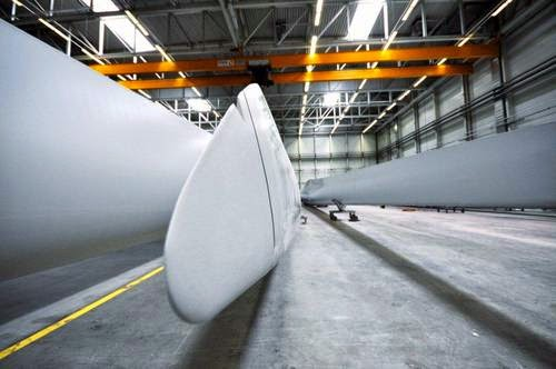 Nordex Wind Energy Partnership With Blade Carbon Rotec