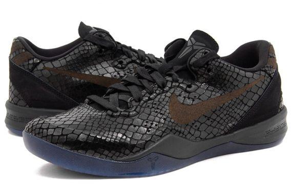 a2a6f52d19b Nike Zoom Kobe 8 EXT  Black Year of the Snake  Release Info ...