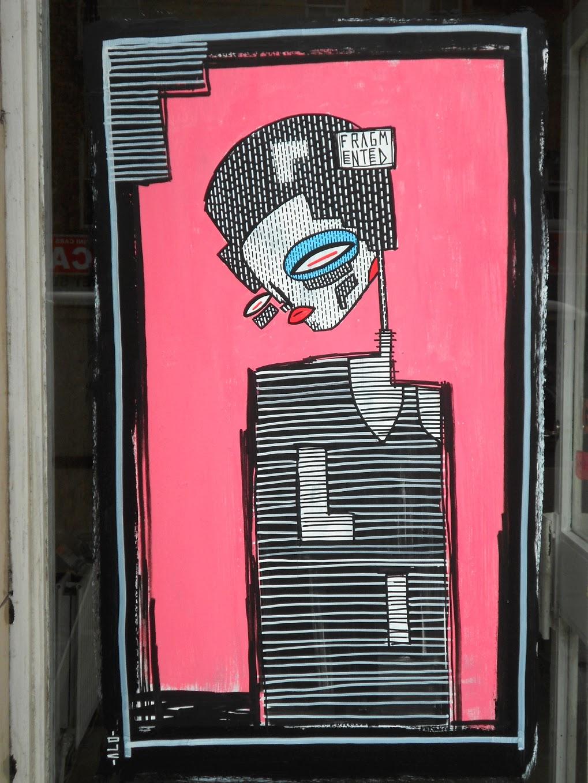 alo graffiti artist street