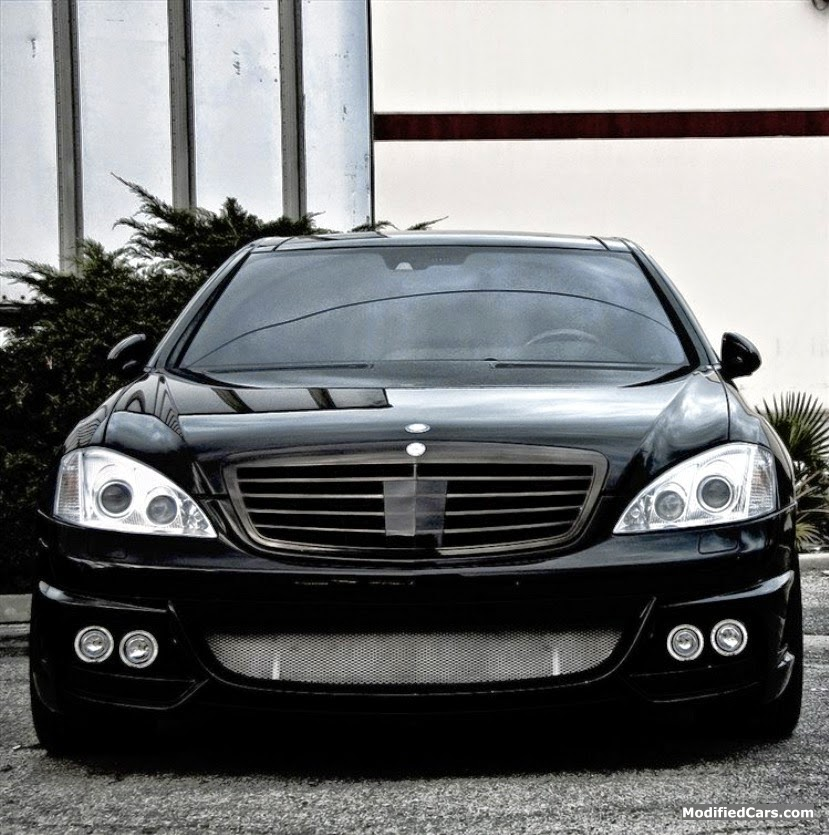 Benz S65 Amg