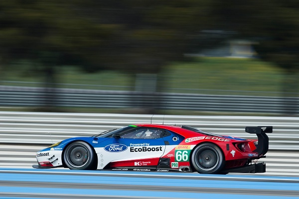 Ford prepara fisicamente a los pilotos del GT para las 24 Horas de Le Mans