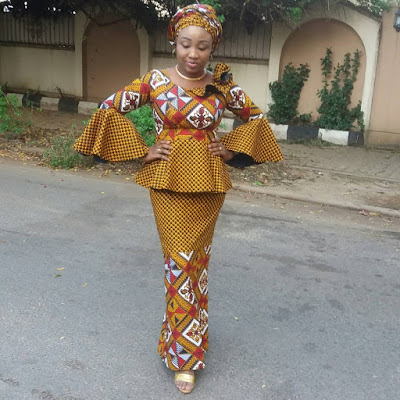 We are back with a number of the best native attires you may like to rock for any event 41 Latest African Native Attires 2019 You Can Rock Any Event