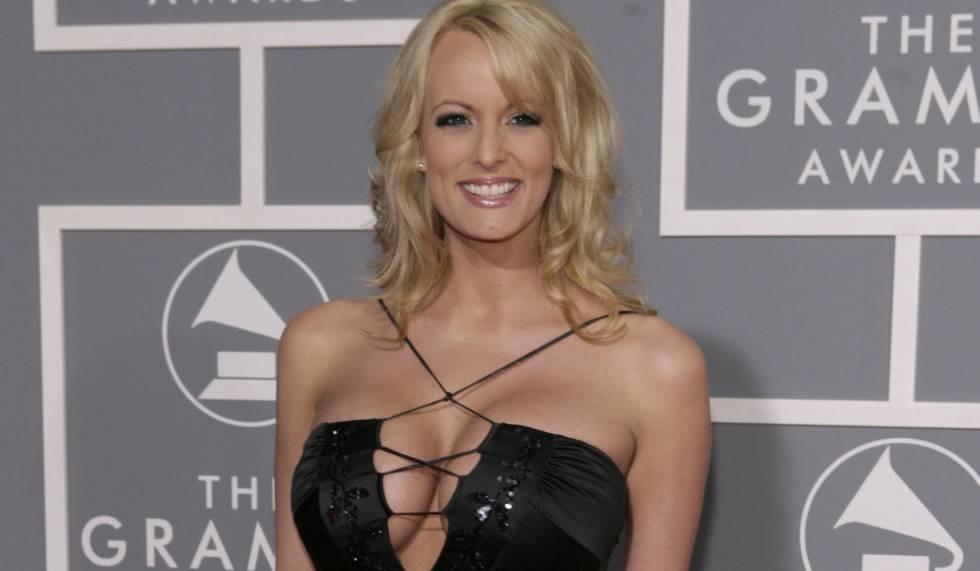 Ofrecen pagar eventual multa millonaria para que actriz porno hable sobre Trump