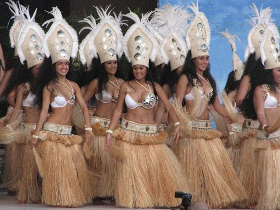 Heiva - Tahiti Fete