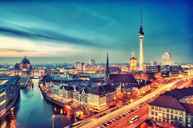 Vuelos a Berlín en Navidad