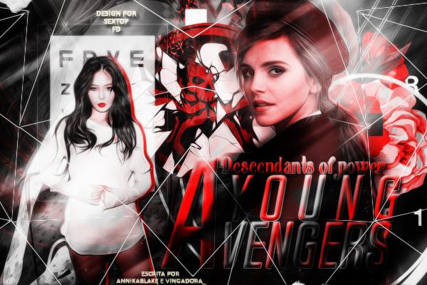 CF: Young Avengers (AnnikaBlake e Vingadora_)