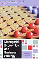 Judul Buku : Managerial Economics and Business Strategy - Global Edition