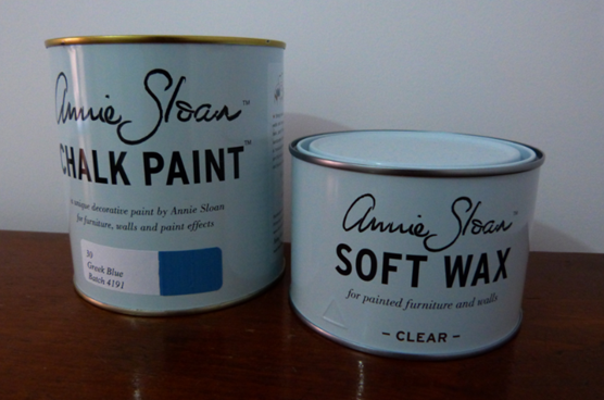 La Casa De Las Pipus Voladoras La Chalk Paint De Annie Sloan