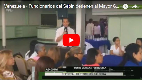 Miguel Rodriguez Torres fue raptado por el SEBIN