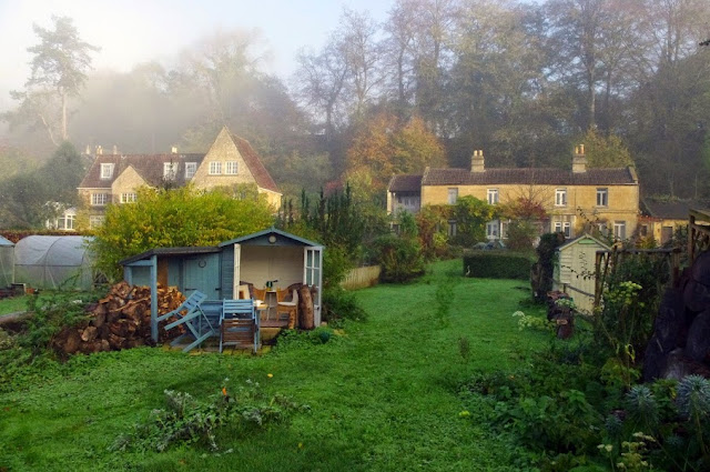 Brook's View Cottage Bath England