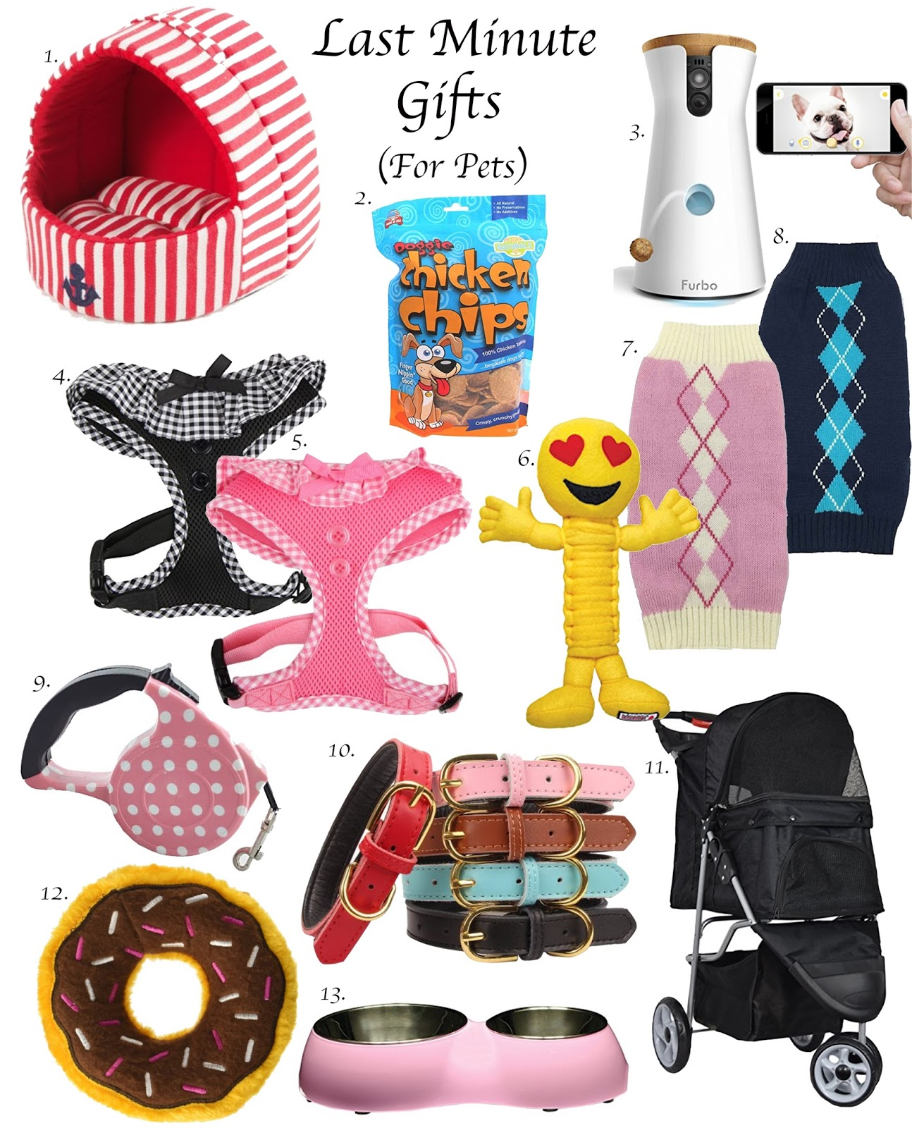 Gifts For Pets - Something Delightful Blog