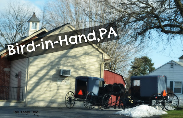 Bird-in-Hand, PA - Lancaster County- Amish Market and Amazing Diner #nevertakethesameroadtwice