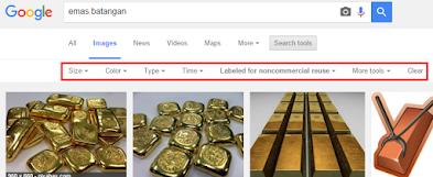 Cara Aman Mengambil Gambar Gratis di Google