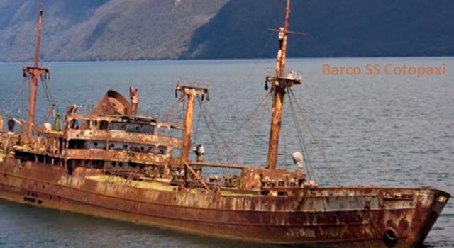 misterio del barco ss cotopaxi
