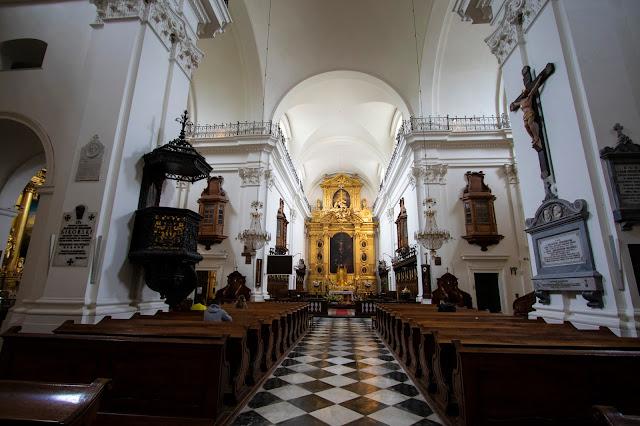 Chiesa di Santa Croce-Varsavia