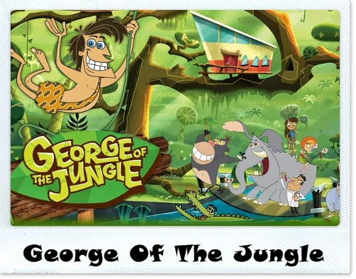 George Of The Jungle Cartoon Wallpapers
