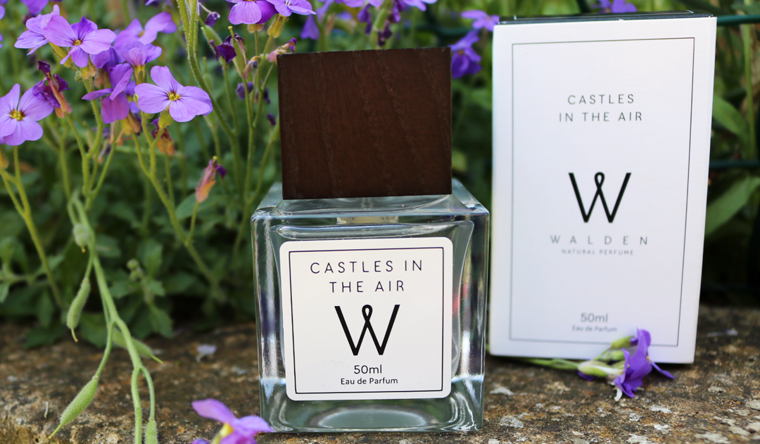 Walden Natural Perfumes - Castles In The Air Eau de Parfum review