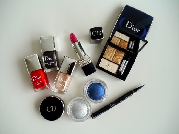 Dior Timeless Colour Icons Pre-Fall 2014 Collection