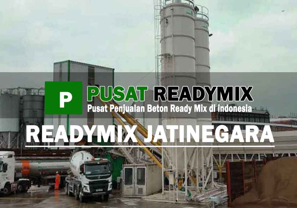 harga beton ready mix Jatinegara