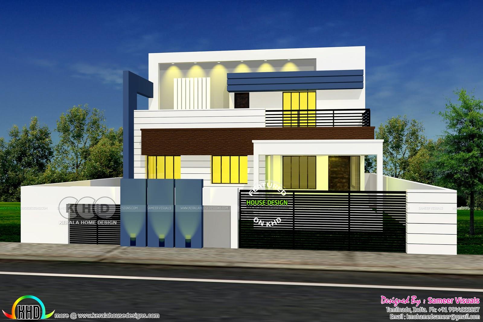 2827 Square Feet South Indian Home Kerala Home Design Bloglovin