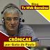 CRÔNICA DE GUTO DE PAULA: CAOS NA FEIRA.