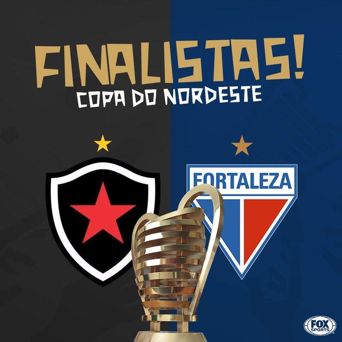 Blog Do Ramon Paixao Fortaleza X Botafogo Pb A Final Da Copa Do Nordeste De 2019 Uma Disputa Pelo Titulo Inedito Blog De Cassio Zirpoli