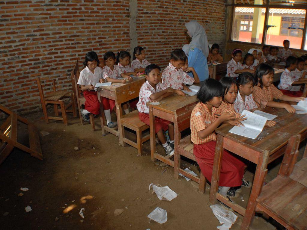 Wajah Pendidikan Indonesia Potret Suram Ditengah Gencarnya Arus Informasi Global Kumpulan Uji