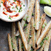 Roasted Potato Wedges with a Chipotle Dipping Sauce