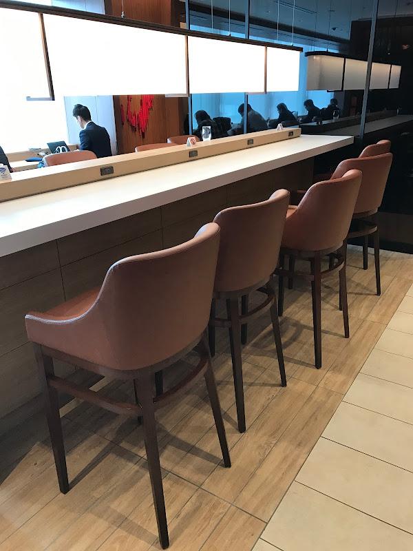 2017年2月にリューアルした那覇空港・JALサクララウンジに入ってみた