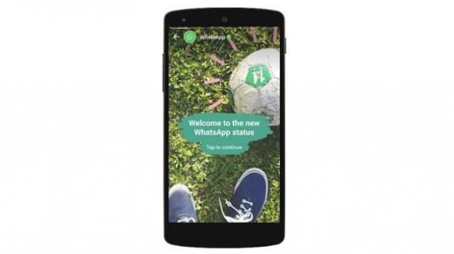 Kini Fitur Baru WhatsApp Lebih Ekspresif dengan Format Baru
