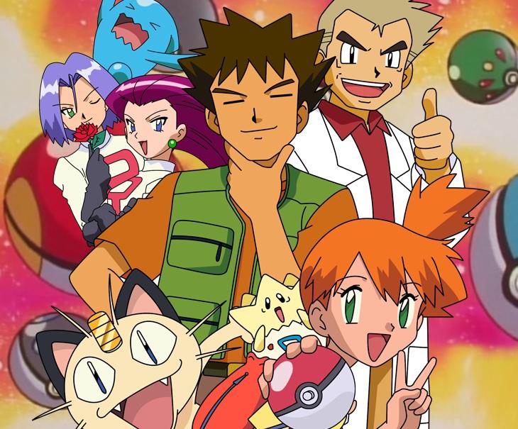 Ver Crónicas Pokémon Online