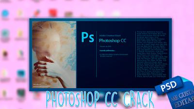 PHOTOSHOP CC + CRACK.