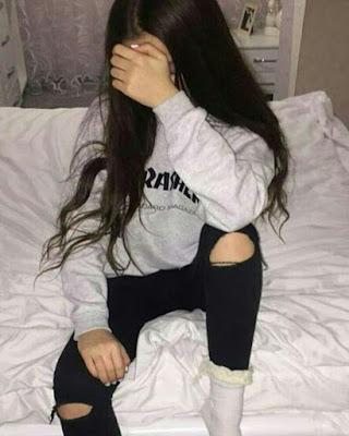 pose chica tumblr