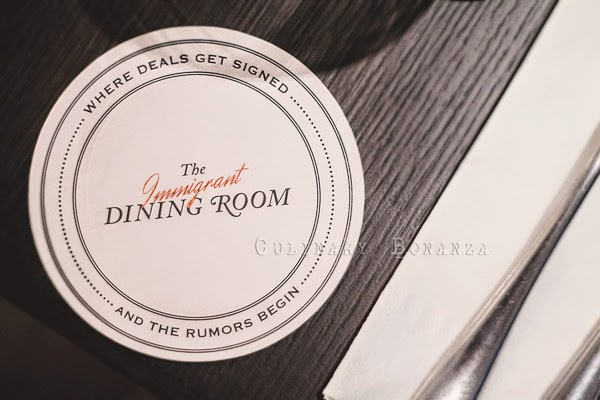 The Immigrant Dining Room Jakarta