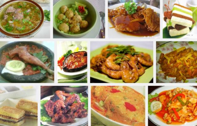 Resep Masakan 1 Bulan Masakan Mama Mudah