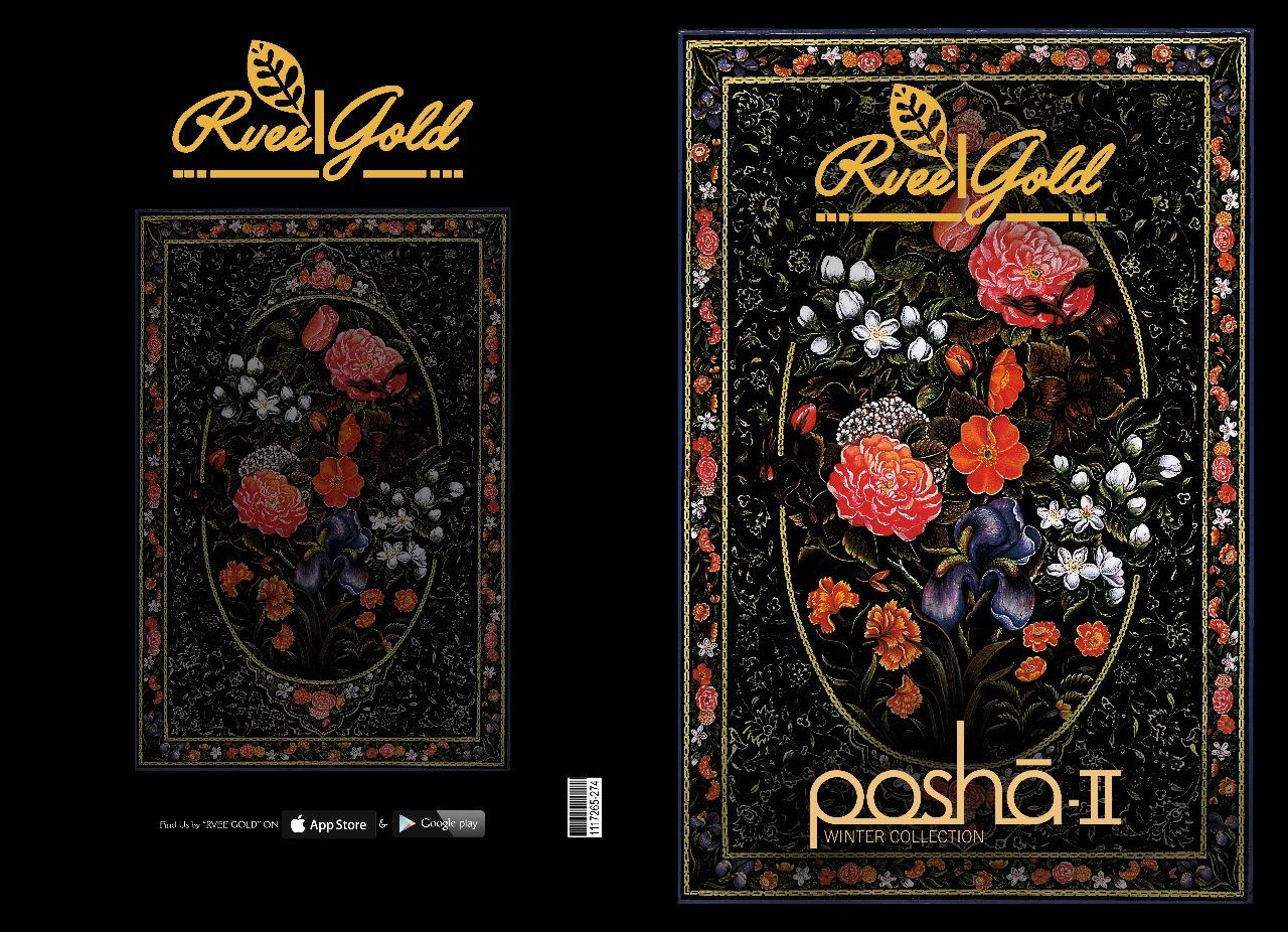 POSHA 2-New Arrival Pashmina Dress Material