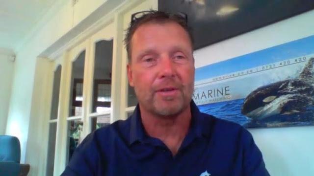 Rainer Schimpf (Imagem: Reproduçã/Sky News)