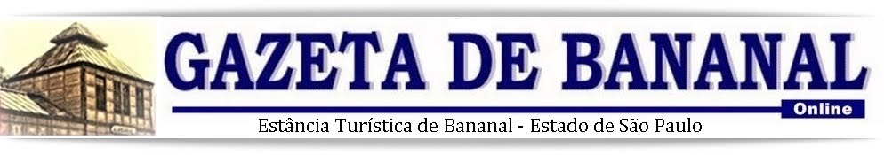 GAZETA DE BANANAL ON LINE