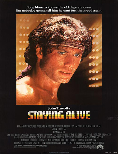 Ver La fiebre continúa (Staying Alive) (1983) Online