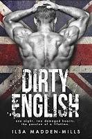 Resultado de imagen de portada dirty english ilsa